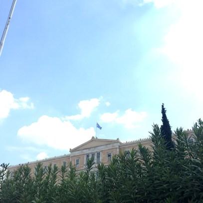 Athènes_Parlement_2