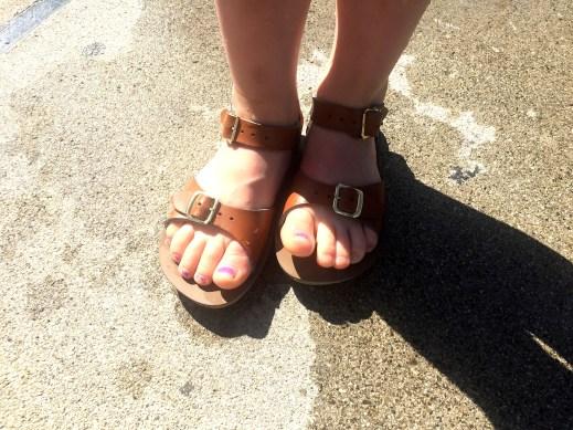 Shoe chou