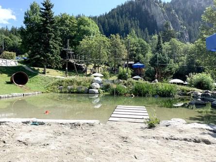 Village Reka de Blatten-Belalp