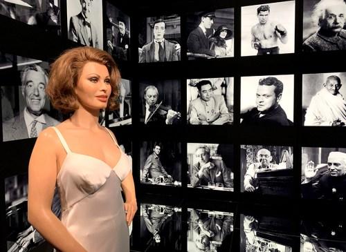 Sophia Loren à Chaplin's World