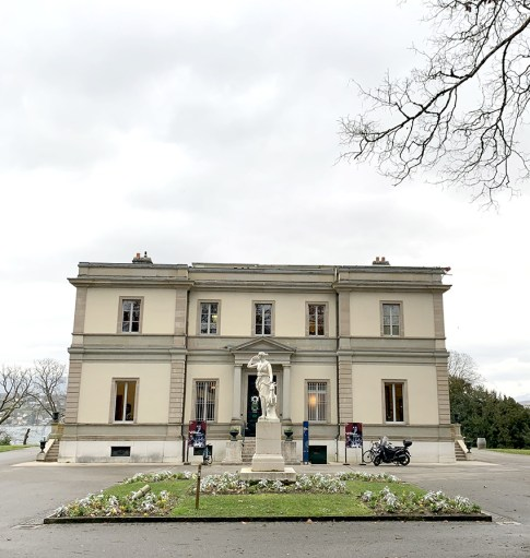 Musée d'histoire des sciences