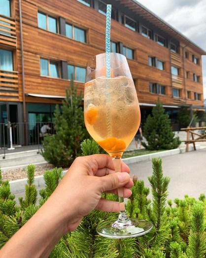 Spritz abricot - SWISSPEAK Resorts