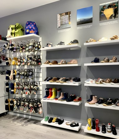 A la boutique Benjie of Switzerland