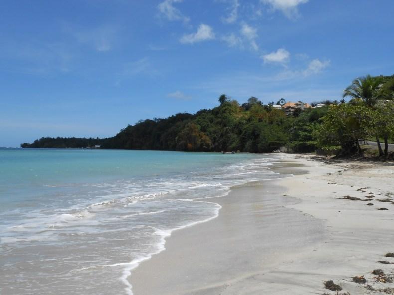 plage de trinité martinique