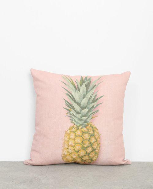 Housse de coussin Ananas