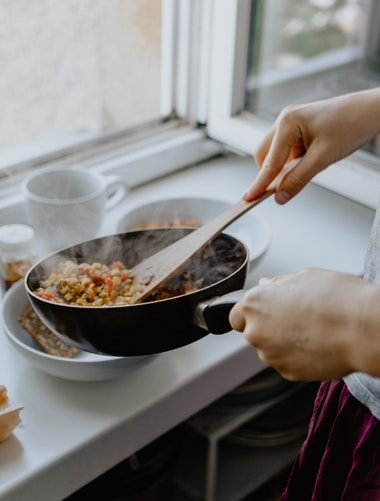 cuisson aliments santé