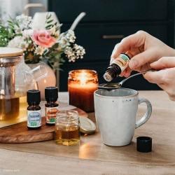idées cadeaux bien-être coffret huiles essentielles 1