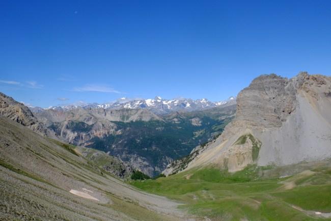 grande traversée des alpes étapes gr5 étape montgenèvre plampinet