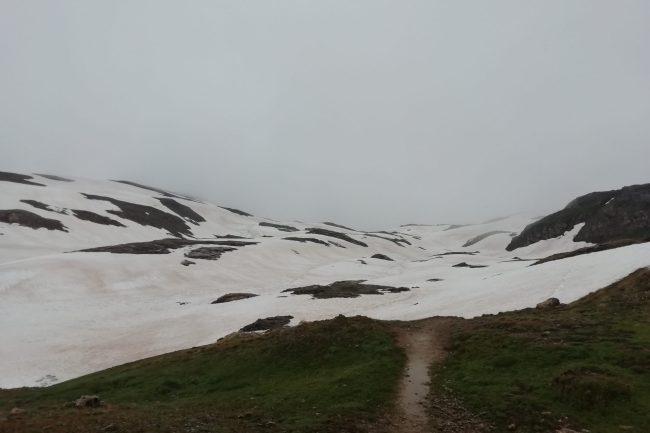 grande traversée des alpes étapes gr5 itinéraire récit blog