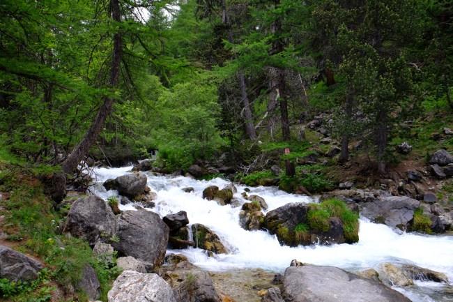 récit grande traversée des alpes blog carnet d'aventure