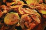 Curry de courgette à l'indienne