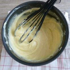 crème pâtissière épaissie