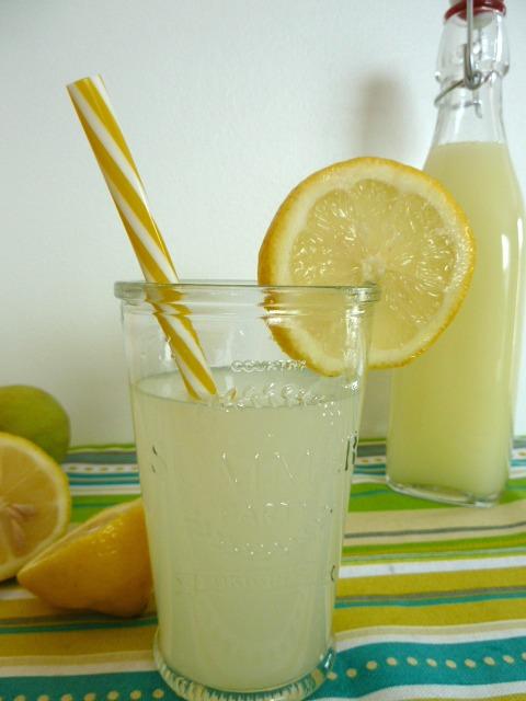 recette citronnade maison