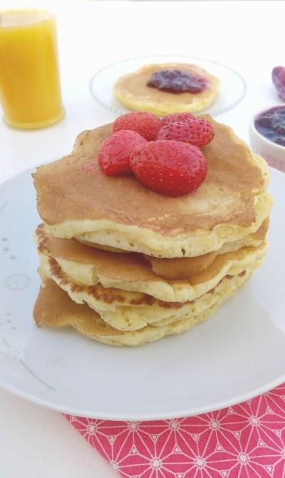 pancake de cyril lignac
