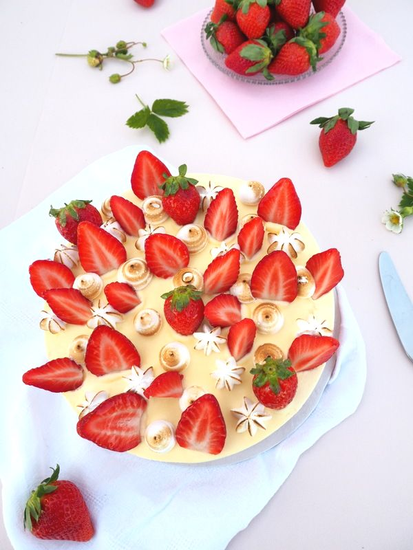 fraisier de l'été