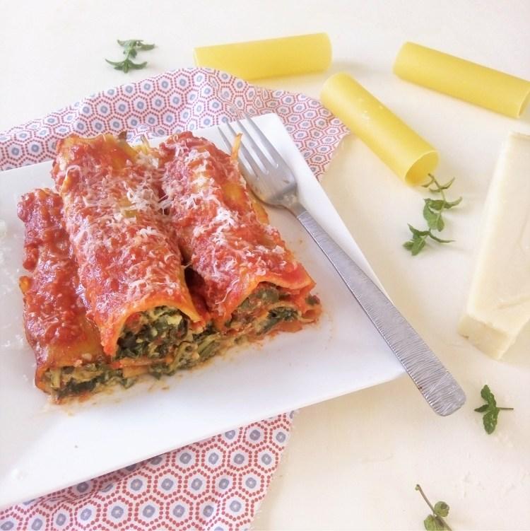 cannelloni blettes