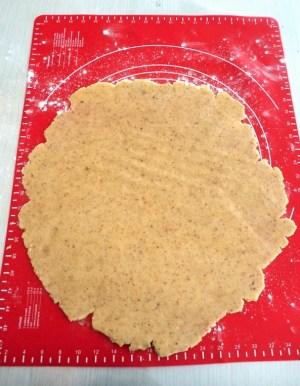 pâte sablée aux noisettes