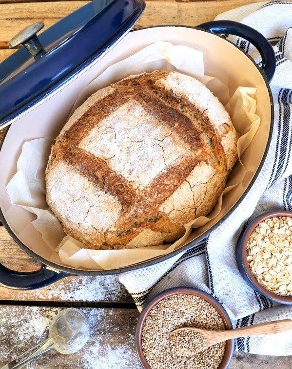 pain à la cocotte