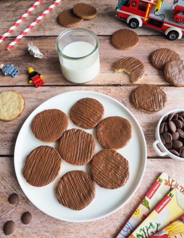 Biscuits granola faits maison