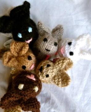 Minis lapins / mini bunnies