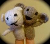 Marionnettes à doigts . Finger puppets