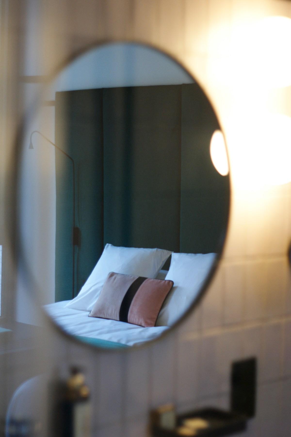 Hôtel Vedette, Profondeville, chambre Léonard