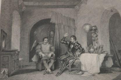 RITCHIE, Walter Scott et les Ecossais, Paris, Desenne, 1835