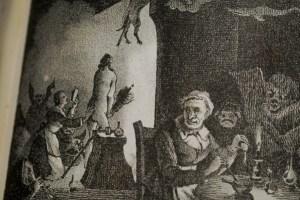 COLLIN DE PLANCY, Dictionnaire infernal, Paris, Mongie ainé, 1825-6