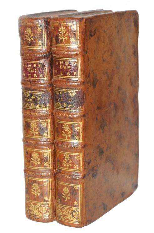 ANDRY, De La Génération des vers dans le corps de l'Homme, 1741