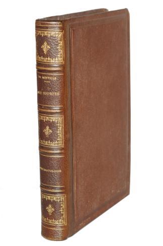 MIRVILLE, Des Esprits et de leurs manifestations fluidiques, Paris, Vrayet de Surcy, 1858