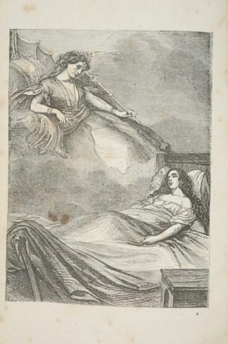 Le Grand Interprète des Songes par le dernier descendant de Cagliostro, Paris, Chez les marchands de nouveautés, sd [circa 1840]