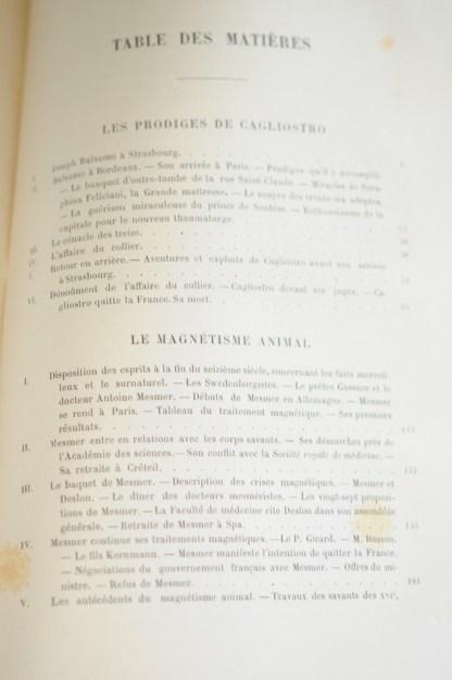 FIGUIER, Les Mystères de la science, Autrefois - Aujourd'hui, Paris, La librairie illustrée, sd [1893]