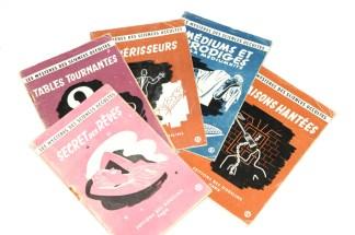 FORTHUNY, Les Mystères des Sciences occultes, Paris, Editions des Gobelins, 1947