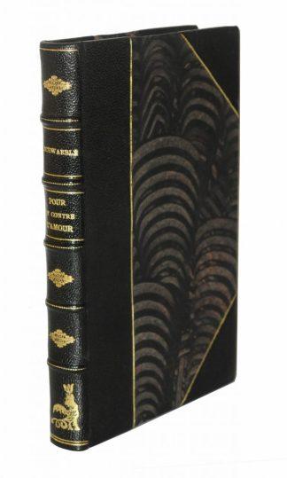SCHWAEBLE, Recettes magiques pour ou contre l'amour, Paris, Dorbon-ainé, sd [1910]