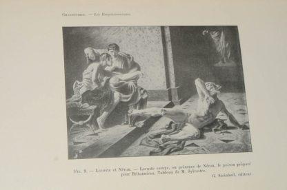 Dr René CHARPENTIER, Les Empoisonneuses, étude psychologique et médico-légale, Paris, G. Steinheil, 1906