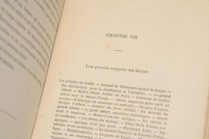 CAYLA, Le Diable sa grandeur et sa décadence, Paris, Dentu, 1864