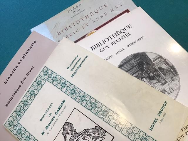 Tour d'horizon des sources bibliographiques