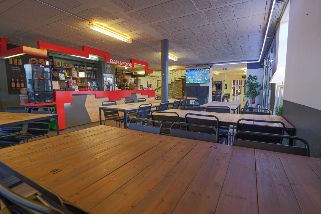 Photo Intérieur du Sporting - Bar
