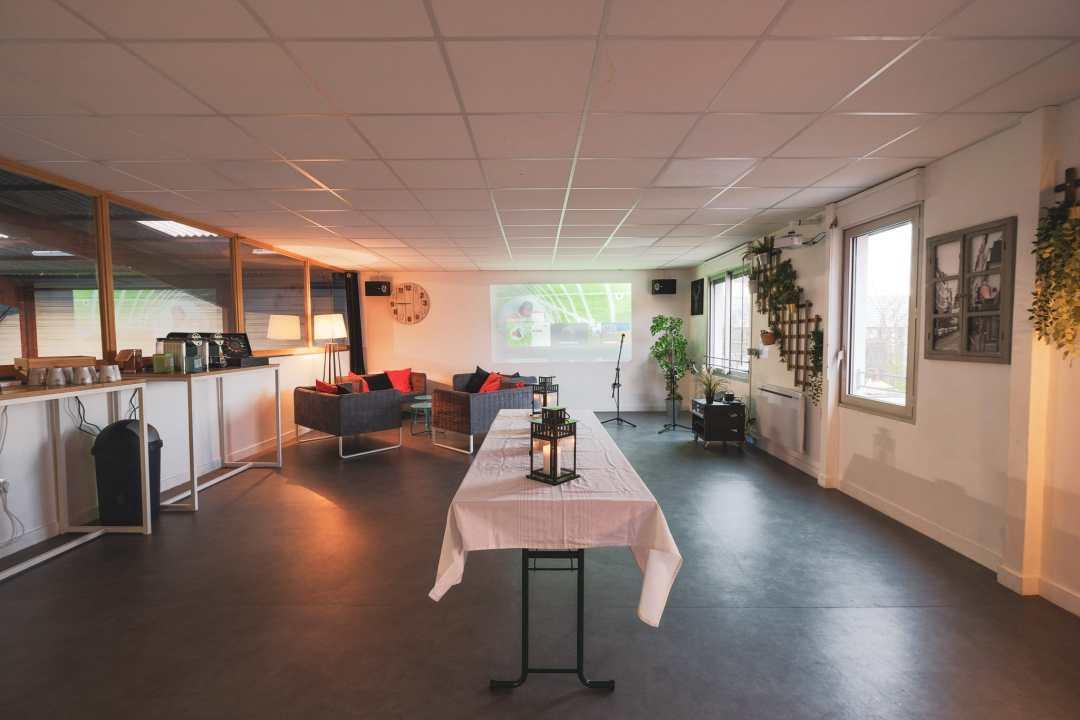Image Mezzanine pour une soirée privée