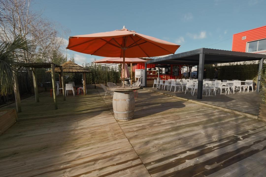 Image Terrasse pour une soirée privée