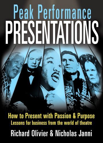 Peak Performance Presentations