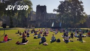 Le Jardin du Yoga 2019 - Abbaye de Villers @ Abbaye de Villers (Villers-la-Ville) | Genappe | Wallonie | Belgium