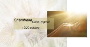 Shamballa Reiki Originel @ Centre Ressource Personnel | Bastenaken | Waals Gewest | Belgium
