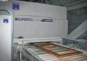 Автоматическая распылительная установка Superfici Magnum