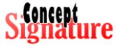 Concept Signature