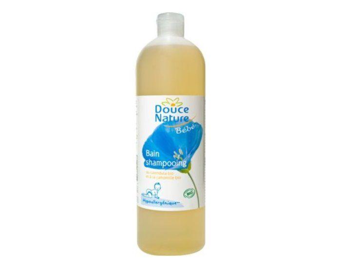 bain et shampooing bébé douce nature
