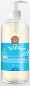gel lavant à l'huile d'olive gifrer quel gel lavant lesptitesmainsdabord
