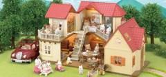 maison sylvanian family cadeau trois ans