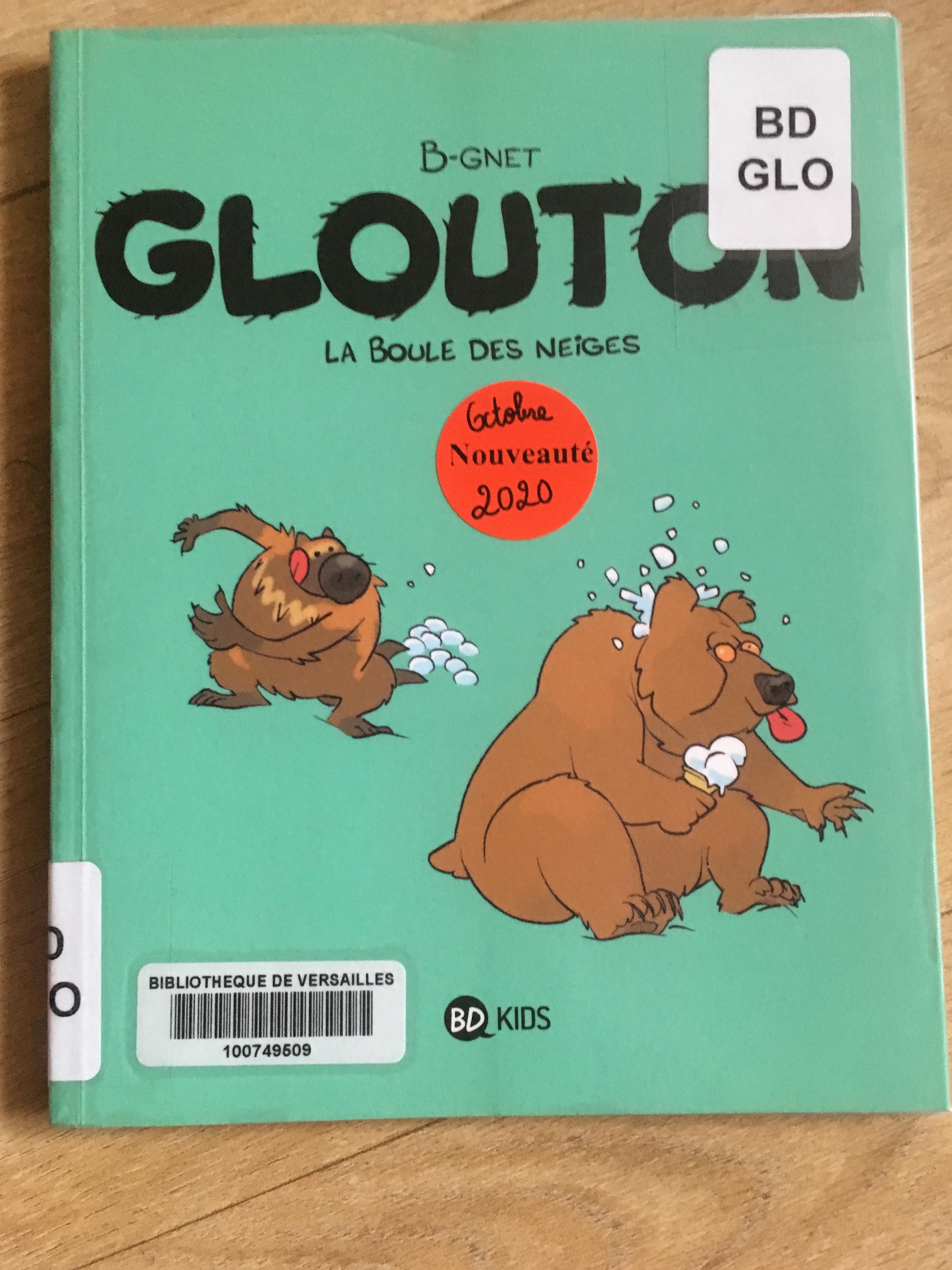 sélection de livres niveau CE1 glouton