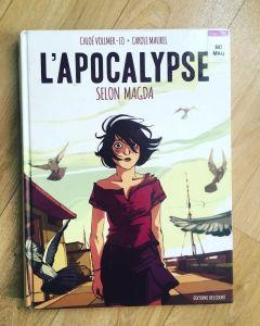 L'apocalypse selon Magda lesptitesmainsdabord